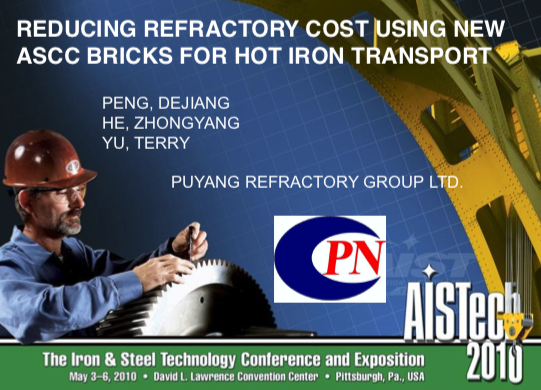 Reducing Refractory Cost Using New ASCC Bricks for Hot Iron Transport